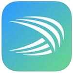 SwiftKey Para iOS, entre otras cosas, incorpora Emojis y para iPad la función Flow