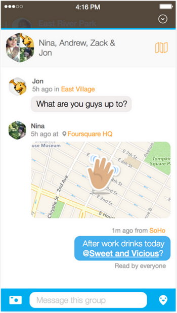 swarm-messaging