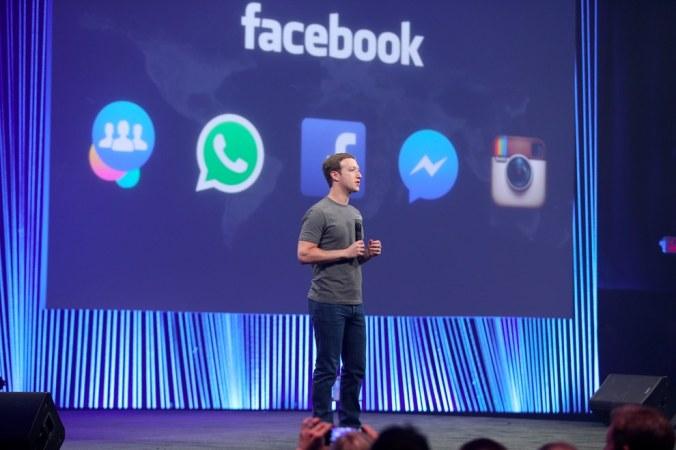 CEO Mark Zuckergerg en Conf Desarroladores F8