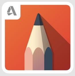 Autodesk Sketchbook: Toda la pantalla será tu espacio de dibujo #diseño #dibujo
