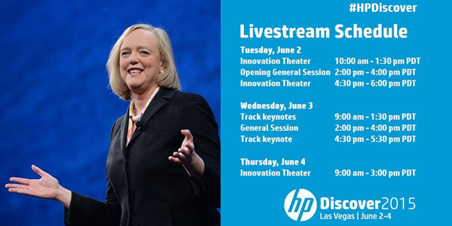 HPDiscover-2015-schedule