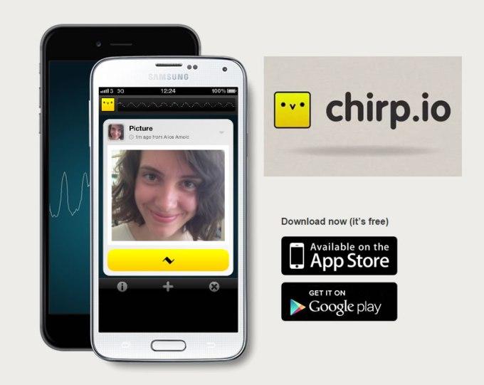 chirp-io-gde
