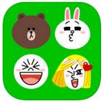 Line sigue insistiendo con Emoji, ahora lanza teclado emoji para iOS