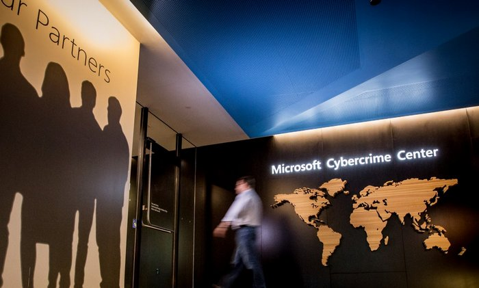 Microsoft-cybercrime-center