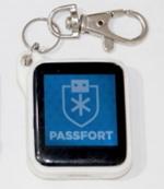 Passfort es un Wearable inteligente creado en República Dominicana para inicios de sesión segura
