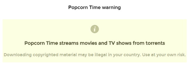 popcorn-time-warning
