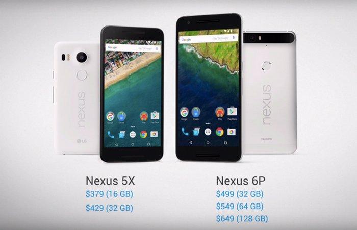 nexus-5x-6p-precio