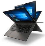 Toshiba presenta una laptop convertible en tableta con pantalla Ultra HD 4k de 12,5 pulgadas