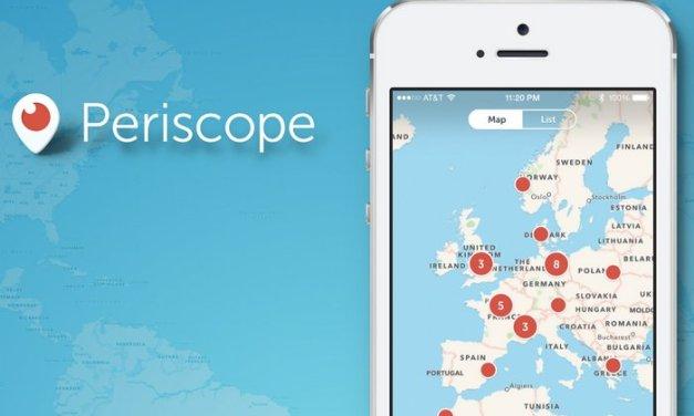 Twitter ahora permite incluir la cuenta de Periscope en el perfil del usuario