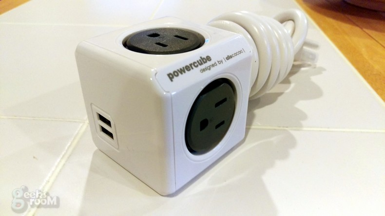 Review: Tomacorriente múltiple #PowerCube y PowerCube Extended