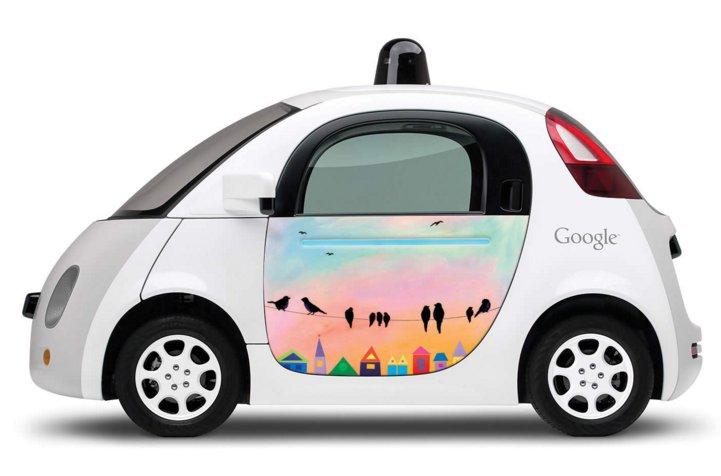 Ordenador del automóvil autónomo de Google es considerado como un conductor por el gobierno de EE.UU.
