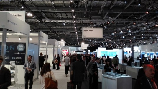 HPE Discover 2015 London 14