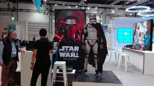 HPE Discover 2015 London 17