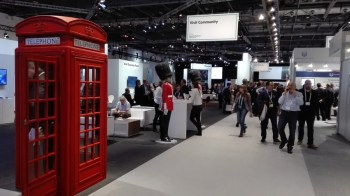 HPE Discover 2015 London 20