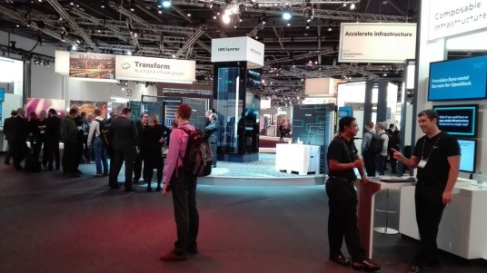 HPE Discover 2015 London 26
