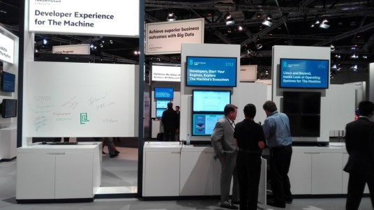 HPE Discover 2015 London 47