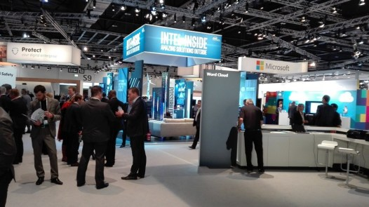 HPE Discover 2015 London 55