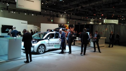 HPE Discover 2015 London 56
