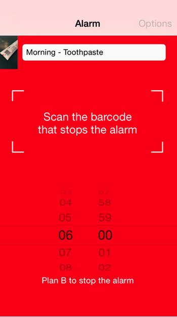 barcode-alarm-clock
