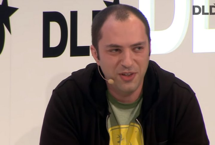 Jan Koun, CEO de Whatsapp