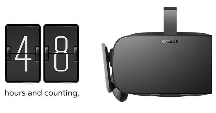 Las gafas de realidad virtual Oculus Rift se podrán reservar a partir del 6 de Enero