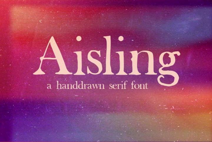 aisling-font