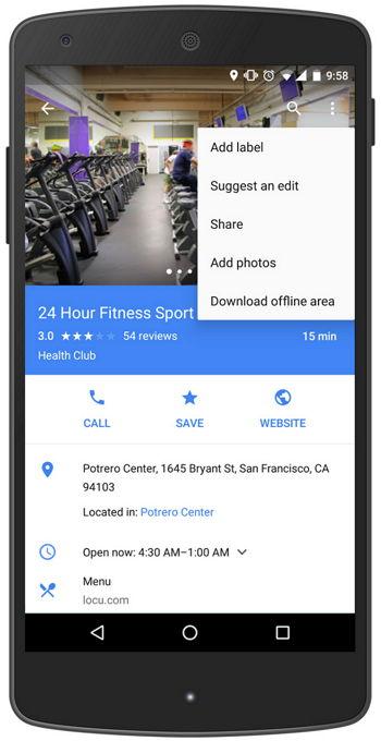 google-maps-etiquetar-lugares