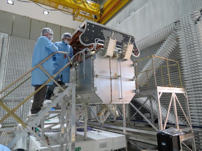 STI: Empresa argentina que fabrica infraestructura espacial bajo normas NASA/ESA