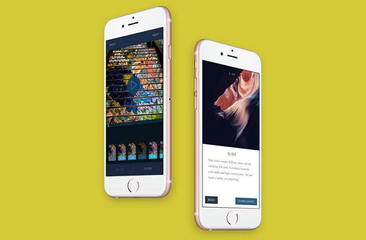 Infuse es una aplicación móvil para crear estupendos vídeos en forma fácil y rápida
