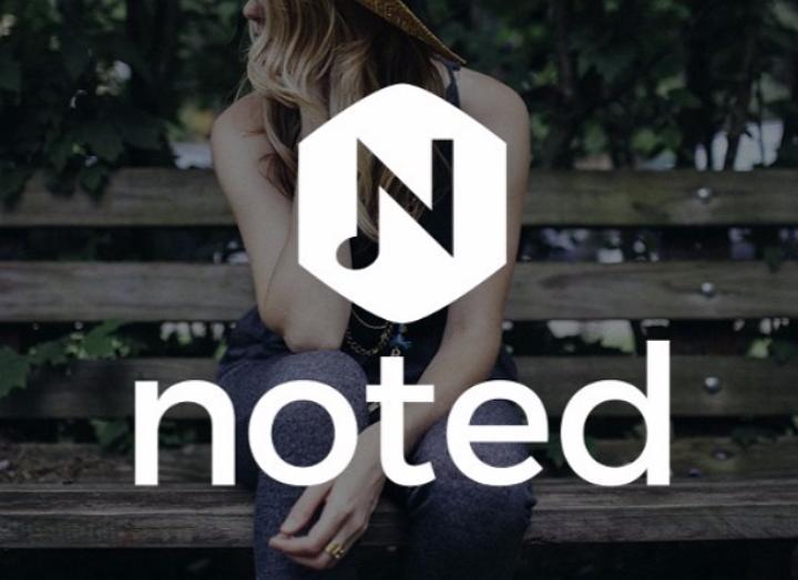 Noted es una aplicación movil para descubrir y compartír música