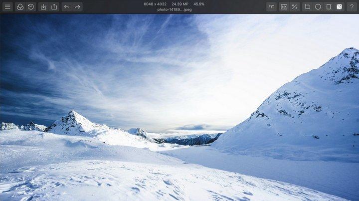 El excelente editor de imágenes Polarr, ahora en Windows 7 o mayor en versiones Lite (gratis) y Pro