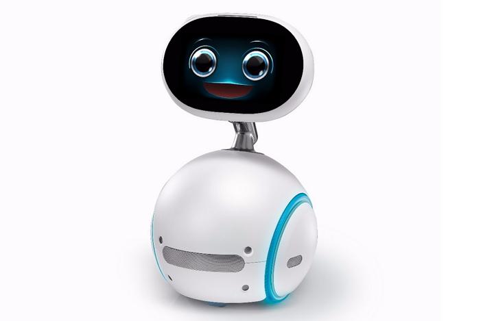Asus Zembo es un pequeño robot compañero para el hogar #Computex2016