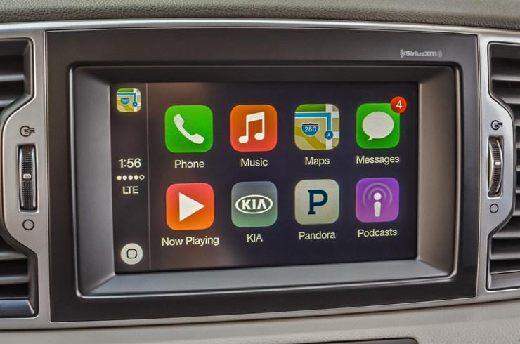 Kia anuncia sus primeros vehículos compatibles con Apple Car Play