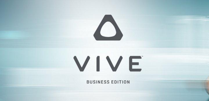 HTC lanza un versión de sus gafas de realidad virtual para enterprise