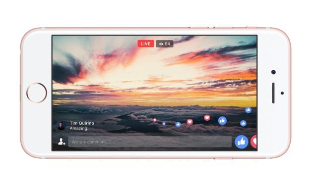 Introducen nuevas herramientas y mejoras en Facebook Live para editores de páginas