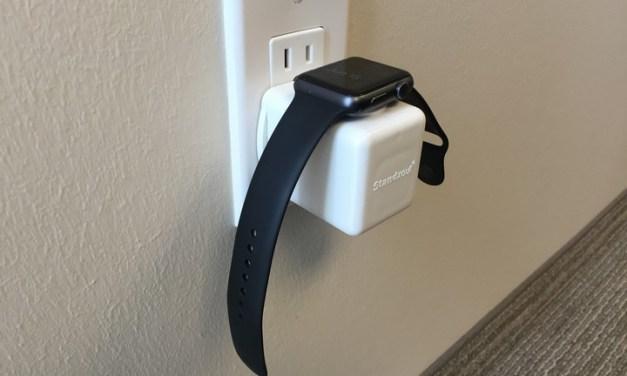 Review: estación de carga Helix para Apple Watch