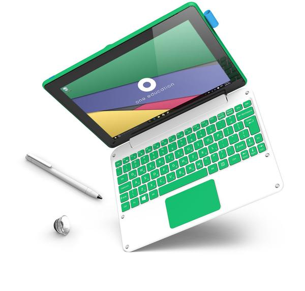 One Education introduce una nueva laptop de bajo precio para niños, con sistema operativo Windows 10