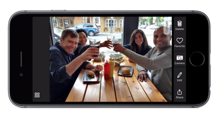 La app inteligente Microsoft Pix [iOS] recibe actualización que entre otras cosas introduce Flash