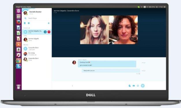 Microsoft lanza versión Alpha de Skype para GNU/Linux