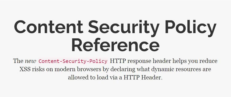 Cómo cumplir con (CSP) Content Security Policy en WordPress