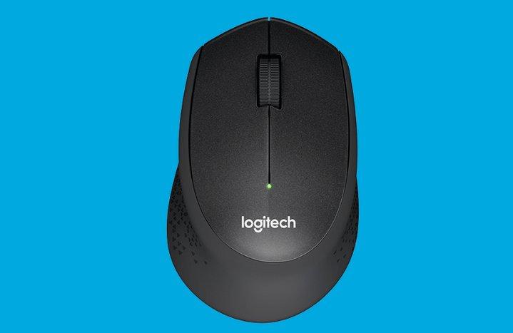 Ratón Logitech M330 Silent Plus
