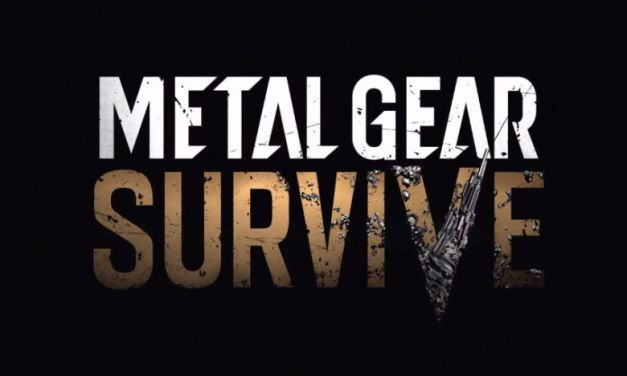 Konami presenta Metal Gear Survive, el primer juego de la serie sin Hideo Kojima – Tráiler