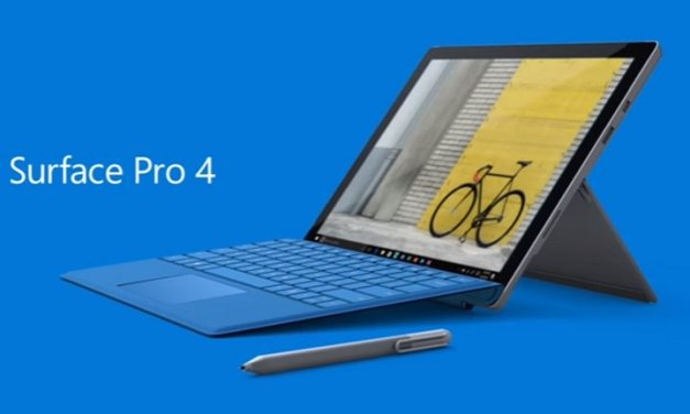 El nuevo comercial de Microsoft Surface 4 trata de ridiculizar al iPad Pro de Apple