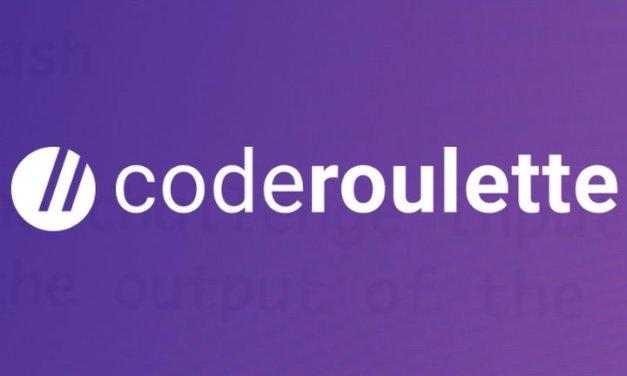 Coderoulette, un juego entre dos desarrolladores para resolver desafíos con código