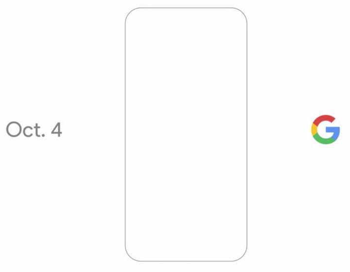 Google confirma el evento del 4 de Octubre, en el que anunciaría sus nuevos smartphones Pixel