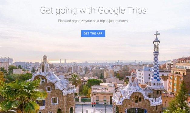 Google Trips introduce 3 nuevas características que te ayudarán en tus próximas vacaciones
