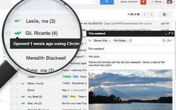 Mailtrack, extensión de Gmail que avisa cuando leen tus mensajes, ahora en Firefox