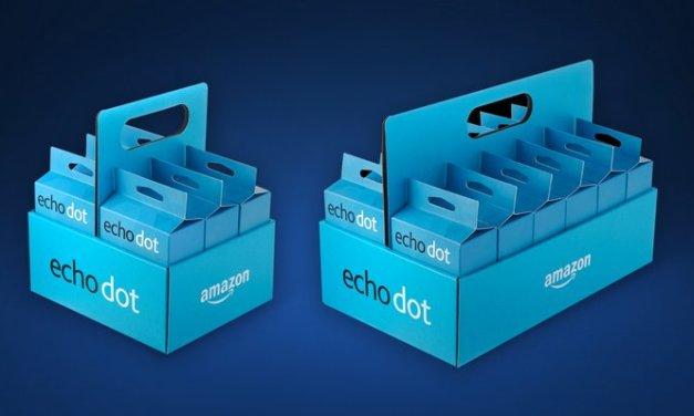 Amazon anunció que el Echo Dot fue el producto mejor vendido y más regalado durante la temporada de Navidad