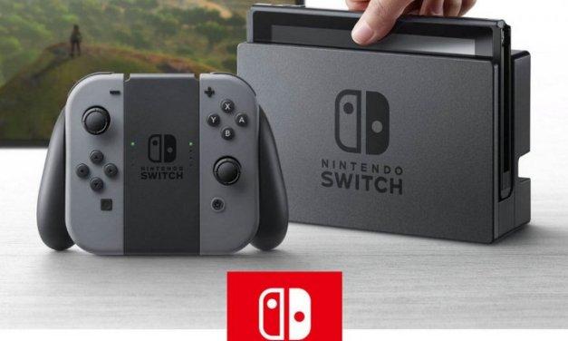 Nintendo anuncia una nueva consola híbrida de juegos: Nintendo Switch
