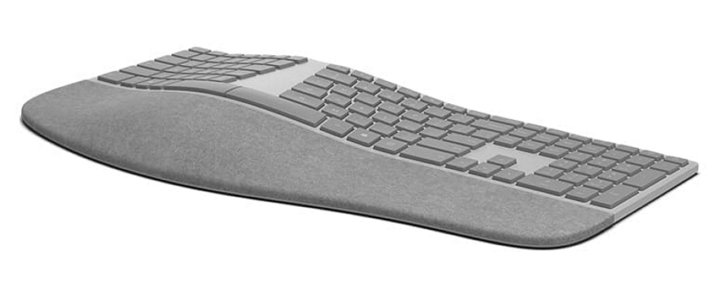 Microsoft Teclado Ergonómico Surface